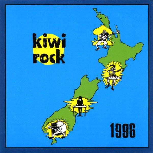 Kiwi Rock 1996 - Flying Out