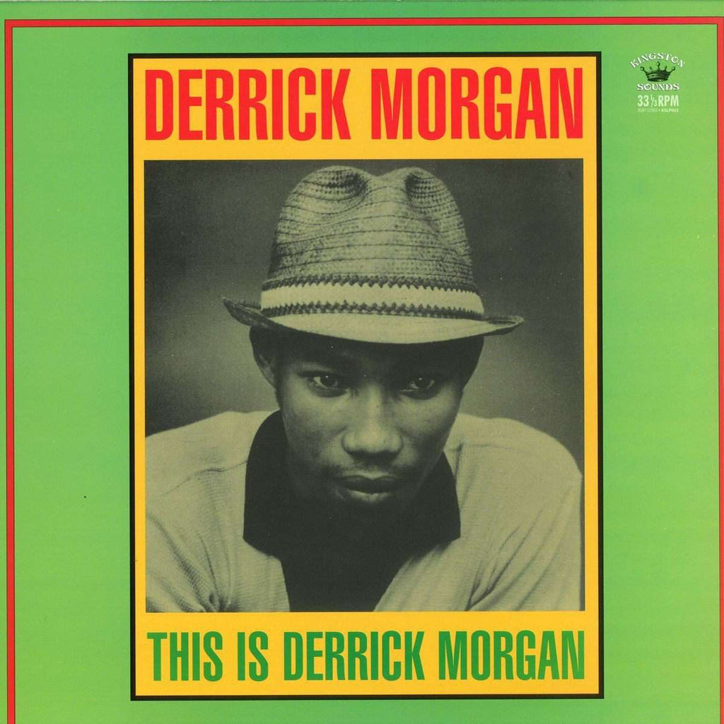 This Is Derrick Morgan - Flying Out