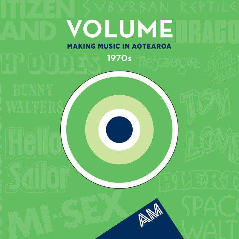 Volume: Making Music In Aotearoa 1970s - Flying Out