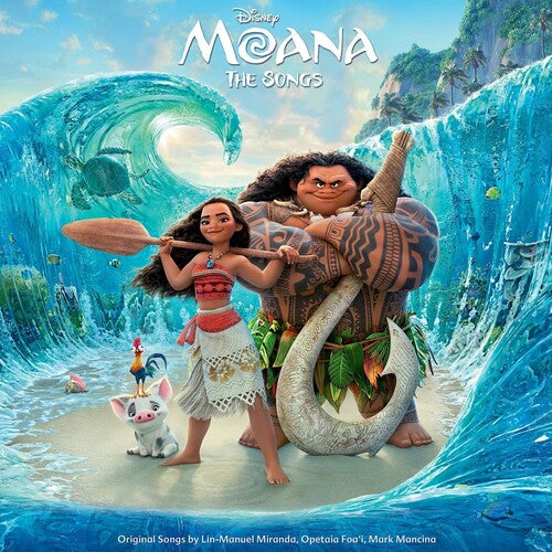 Moana: The Songs O.S.T.