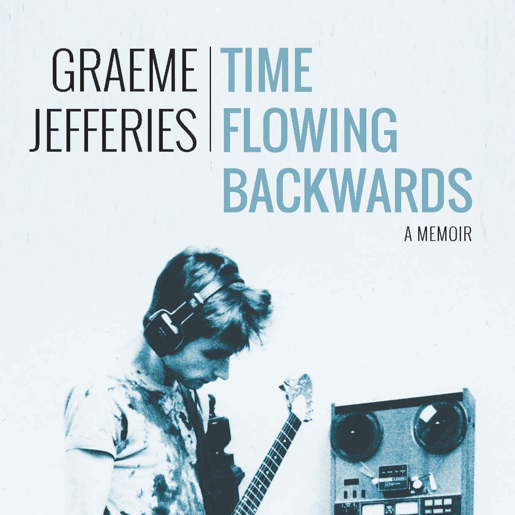 Time Flowing Backwards (SIGNED COPY)