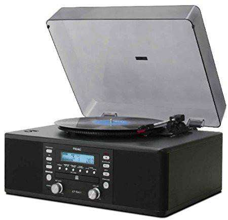 TEAC TURNTABLE CD RECORDER AUDIO SYSTEM - Flying Out