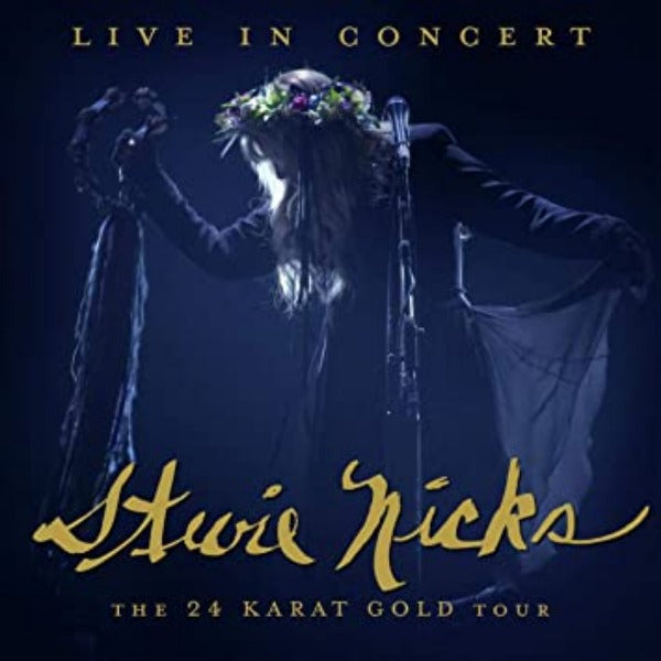 Live In Concert - The 24 Karat Gold Tour