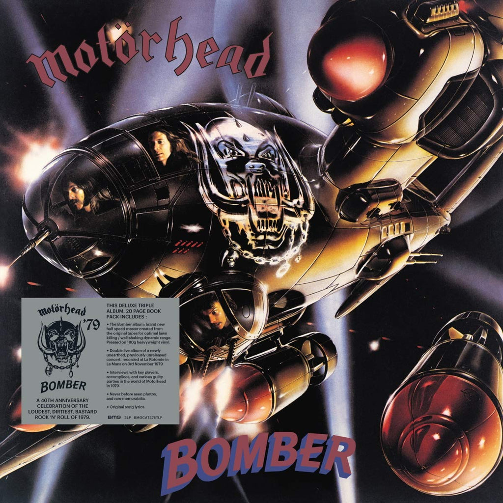 Bomber (40th Anniversary Deluxe Set)