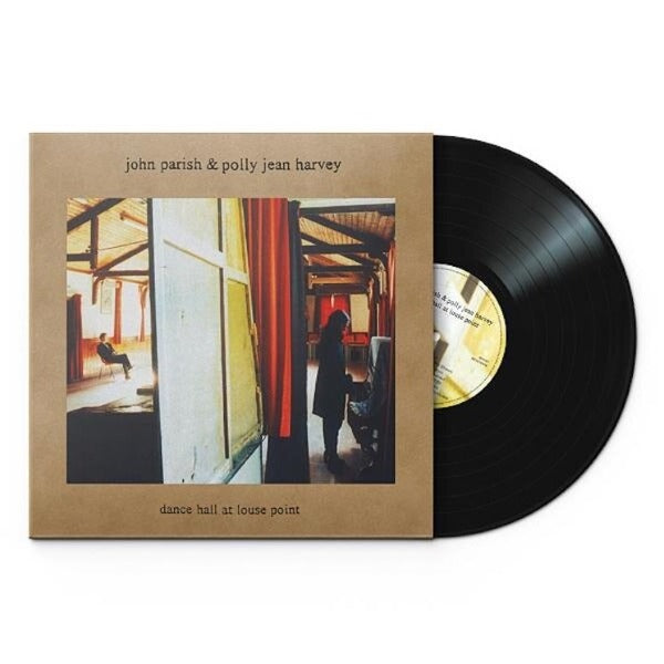 Dance Hall at Louse Point Reissue