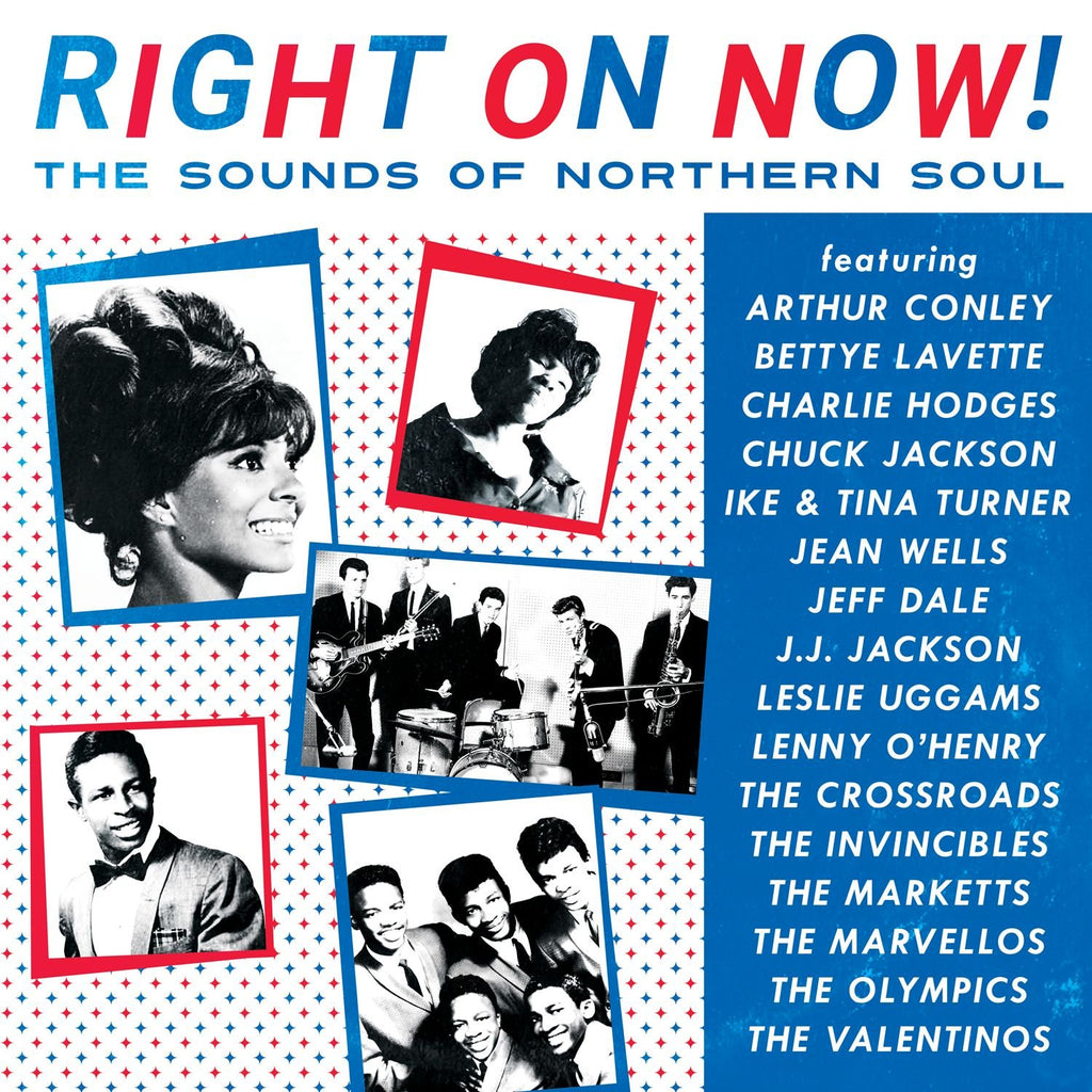 Right On Now - The Sounds of Northern Soul