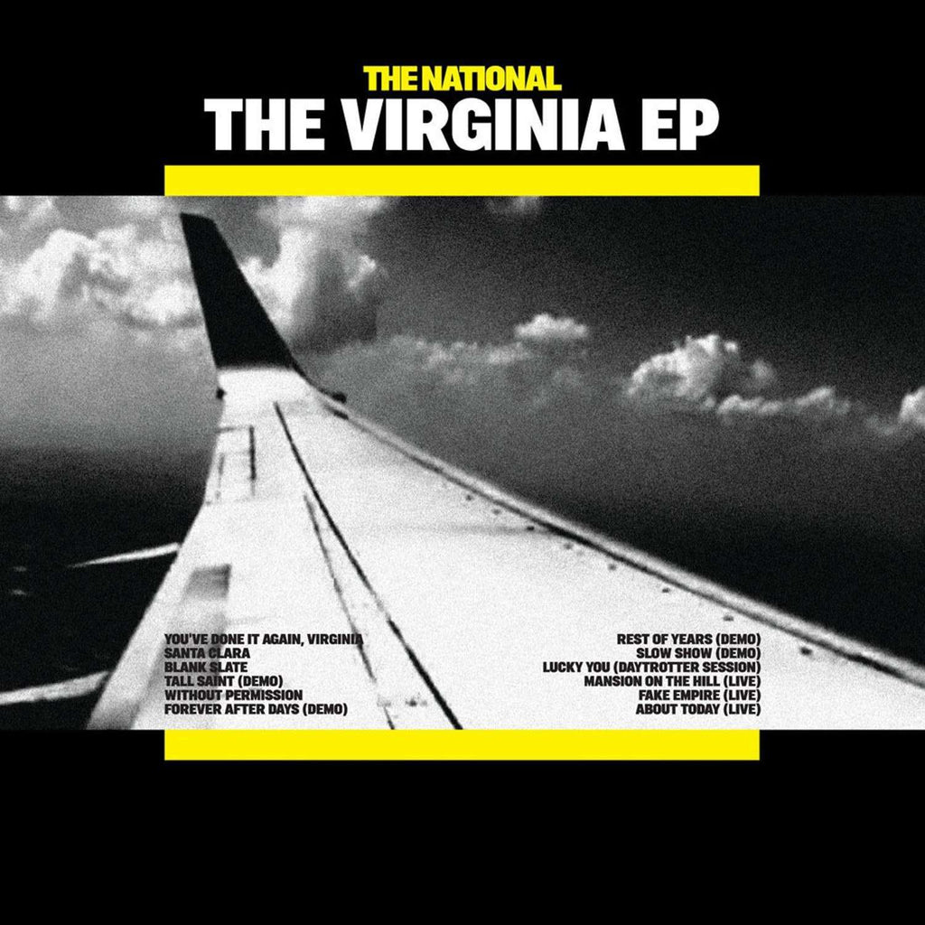 Virginia EP - Flying Out