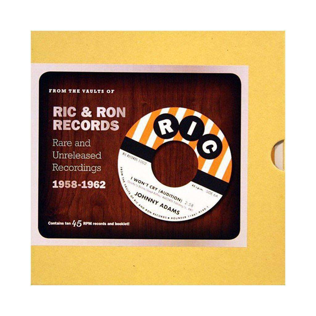 From the Vaults of Ric and Ron Records - Rare and Unreleased Recordings1958 - 1962 - Flying Out - 1