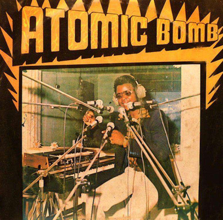Atomic Bomb - Flying Out