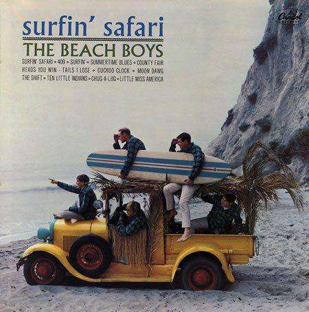 Surfin' Safari - Flying Out