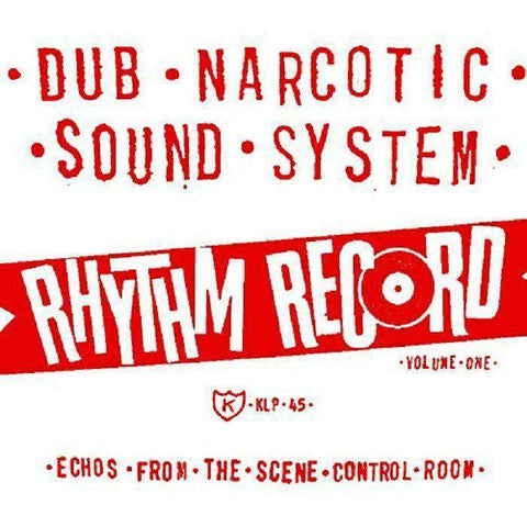 The Rhythm Record Volume One - Echoes from the Scene Control Room