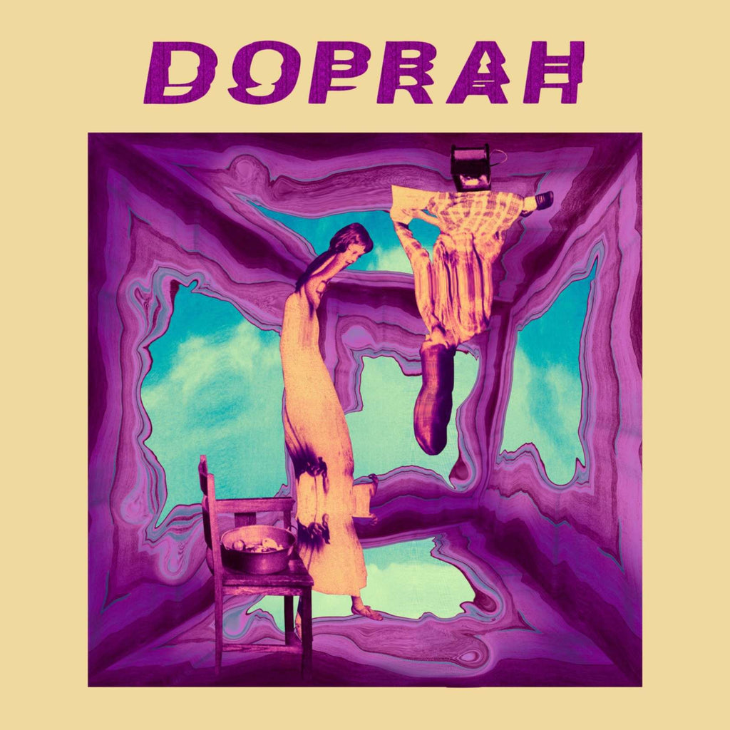 Doprah EP - Flying Out