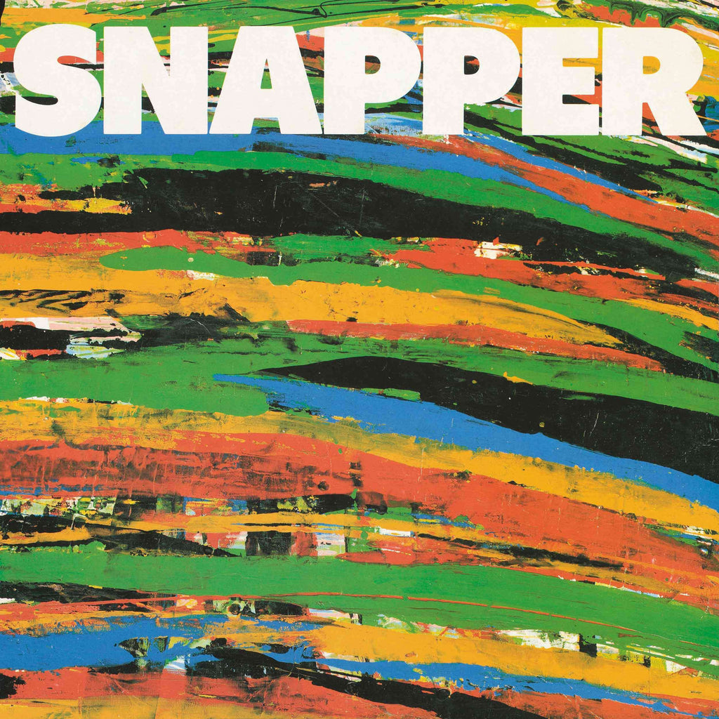 Snapper EP - Flying Out - 1