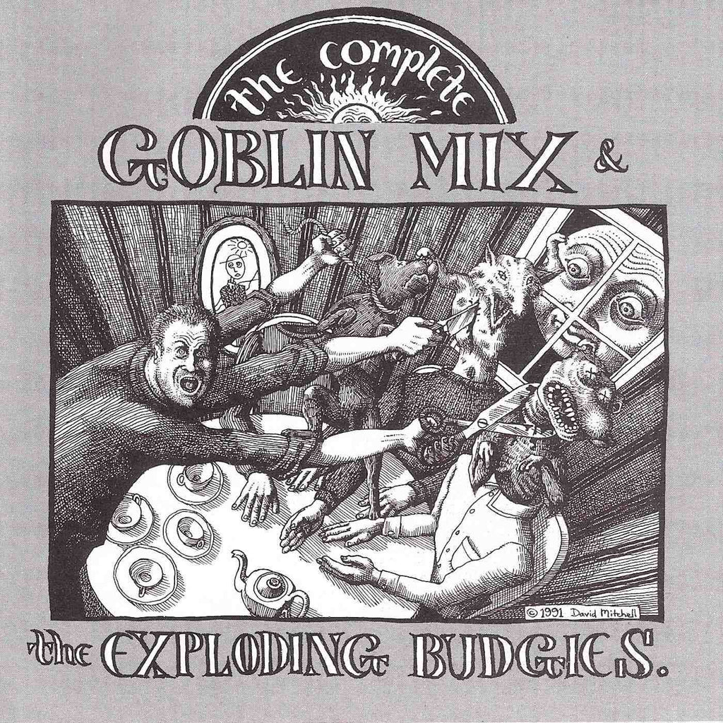Goblin Mix & The Exploding Budgies - Flying Out