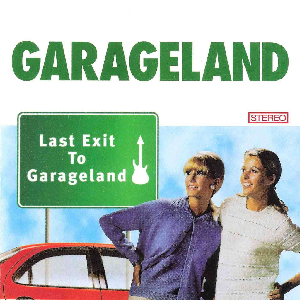 Last Exit To Garageland - Flying Out