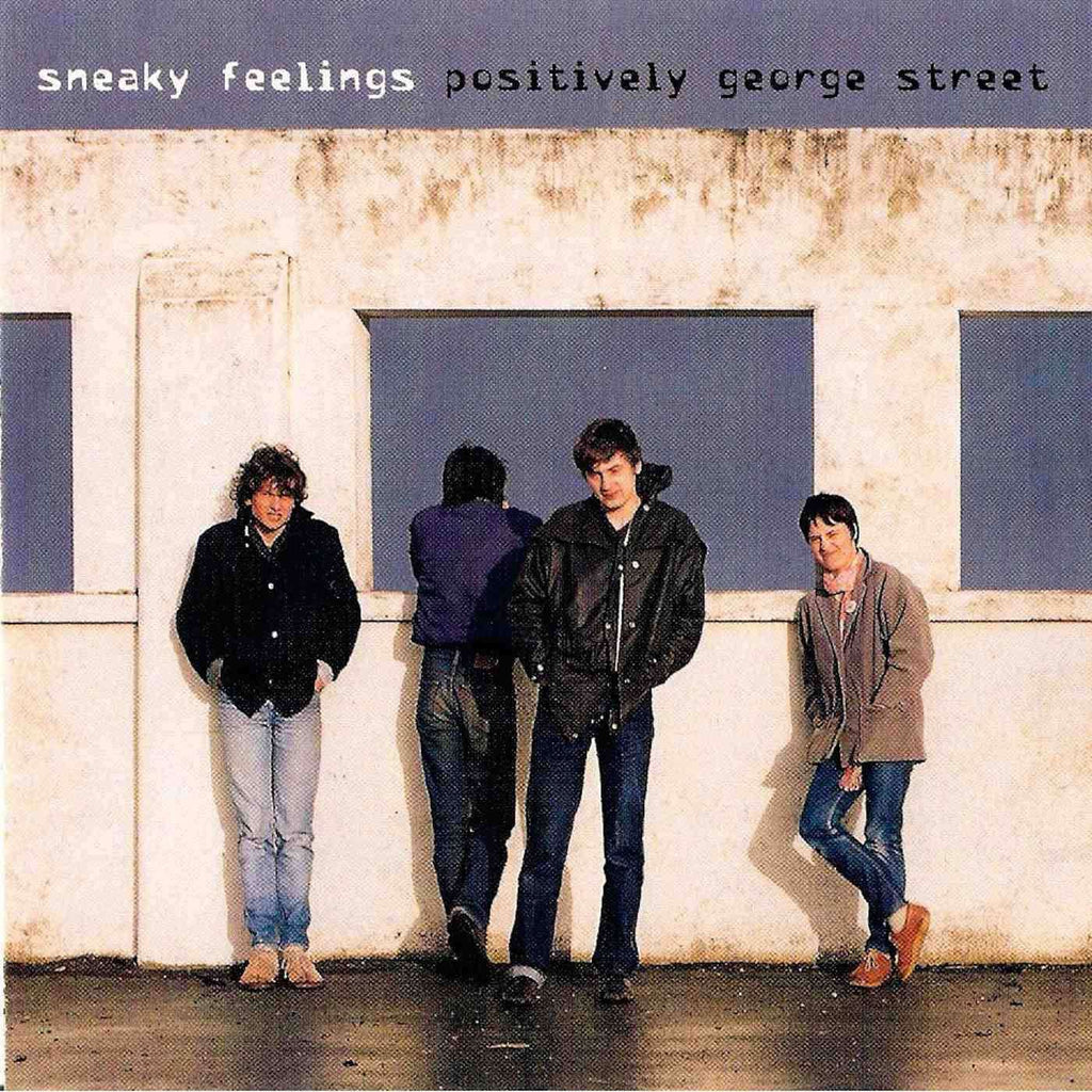 Positively George Street - Flying Out
