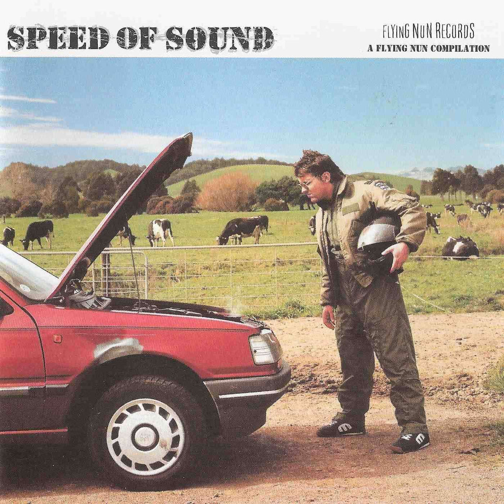 Speed Of Sound - Flying Out