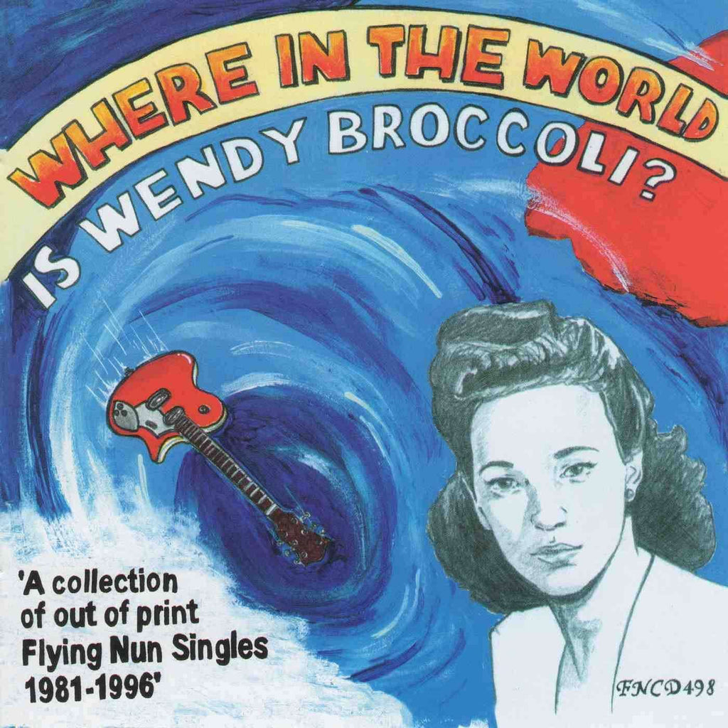 Where In The World Is Wendy Broccoli? - Flying Out