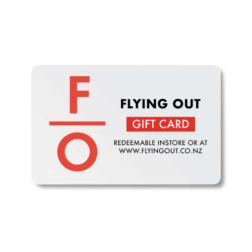 Flying Out Gift Card