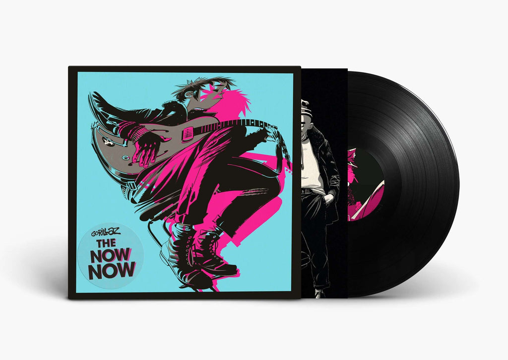 The Now Now