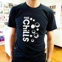 The Chills T-Shirt (Dark Navy Blue) - Flying Out - 1