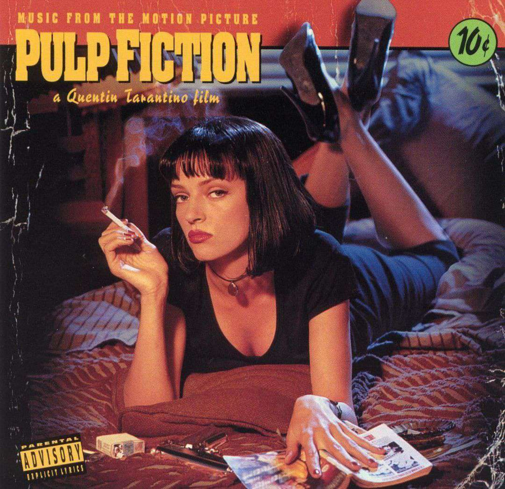 Pulp Fiction - Flying Out