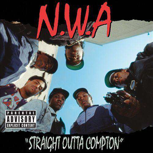 Straight Outta Compton (180 gram vinyl) - Flying Out