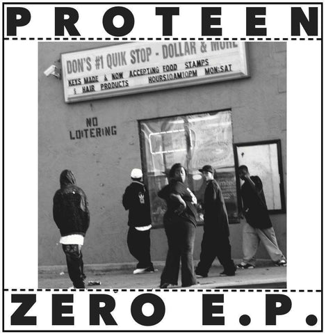 Proteen/Zero EP - Flying Out