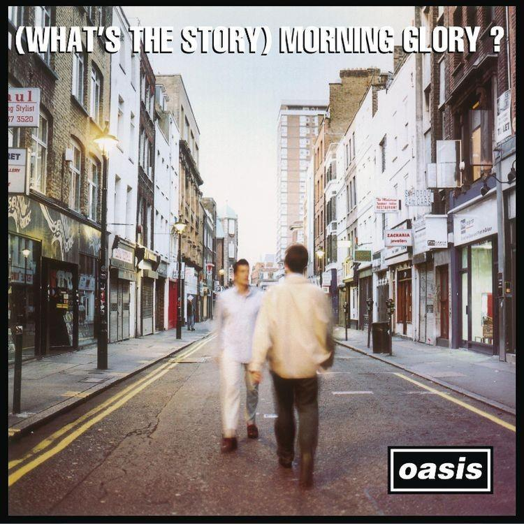(What's The Story) Morning Glory? (25th Anniversary Silver Vinyl Edition)