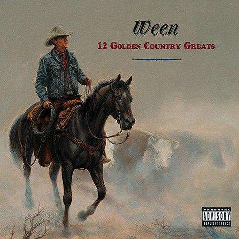 12 Golden Country Greats 180 GRAM - Flying Out