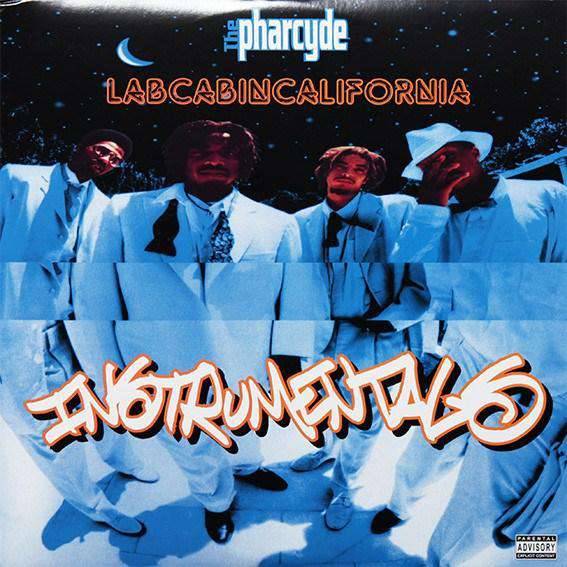 Labcabincalifornia Instrumentals - Flying Out