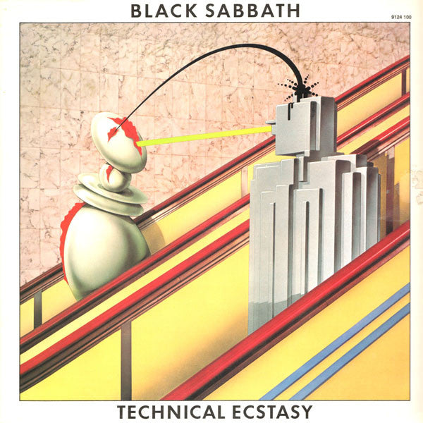 Technical Ecstacy (Reissue)