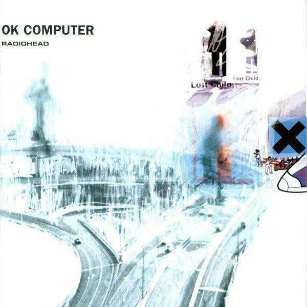 OK Computer (2x180 Gram LP) - Flying Out