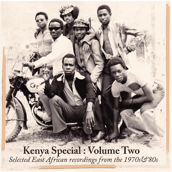 Kenya Special Selected East African Recordings 1970-1980 Vol. 2 - Flying Out