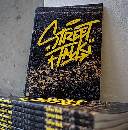 Street Talk Magazine Issue One