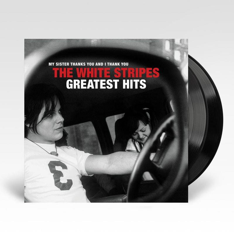 The White Stripes Greatest Hits (Pre-order)