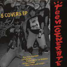 "Five Covers 7"" EP"
