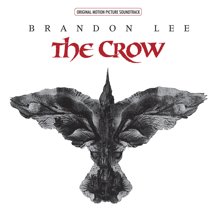 The Crow: Original Motion Picture Soundtrack Vinyl (Pre-Order)