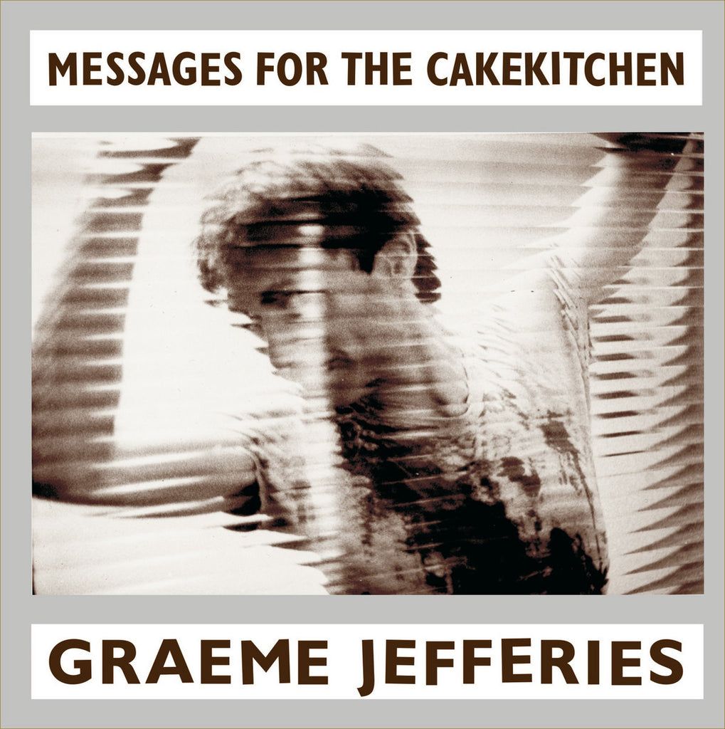 Messages for the Cakekitchen (Reissue)