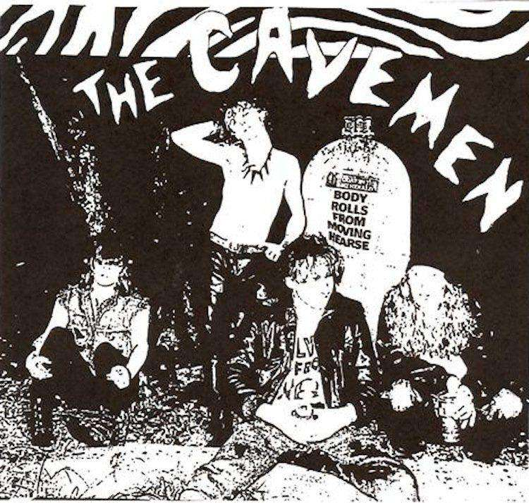 The Cavemen - Flying Out