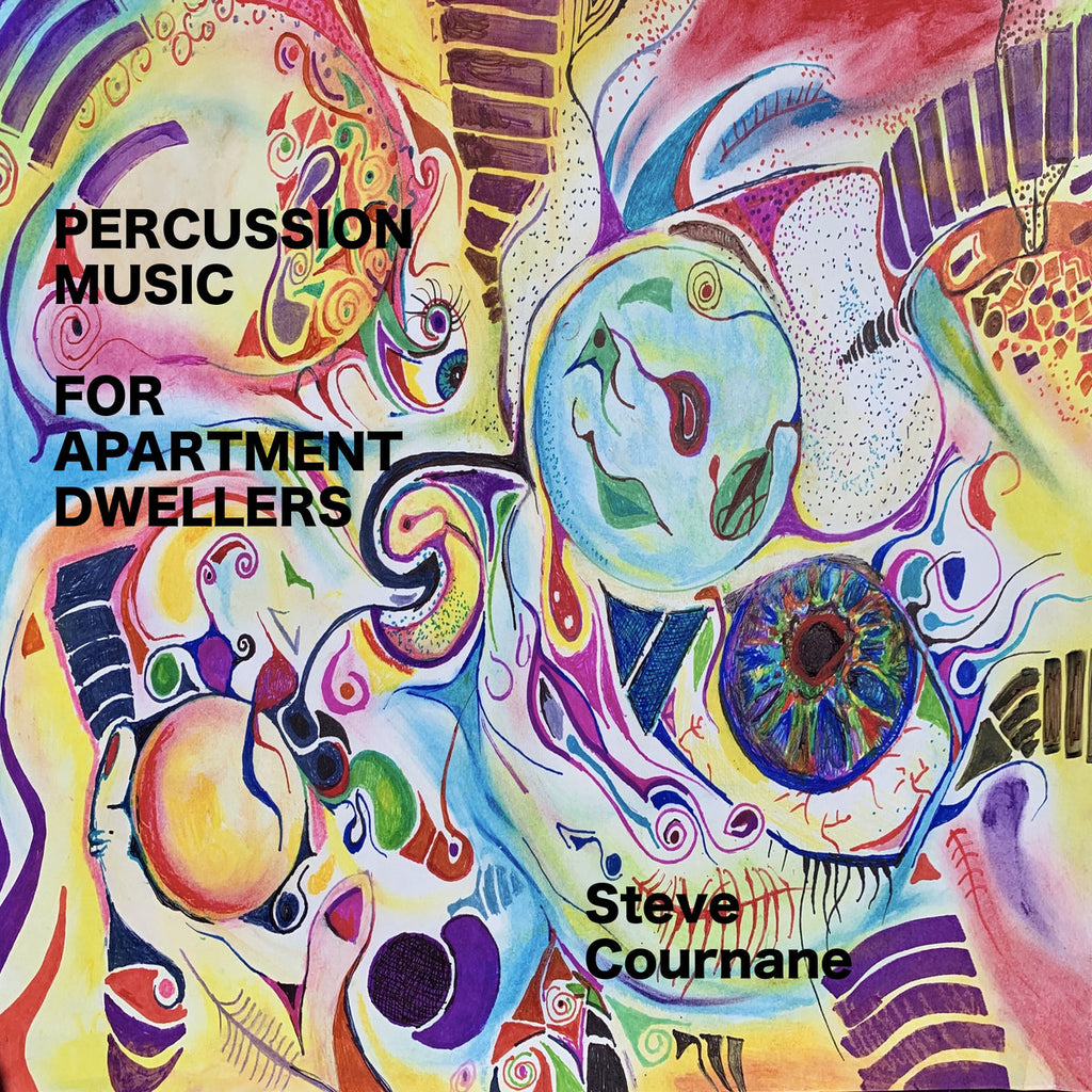 Percussion Music For Apartment Dwellers