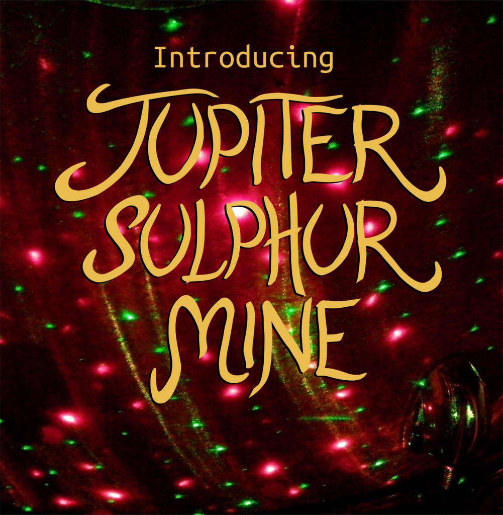 Introducing Juptier Sulphur Mine - Flying Out