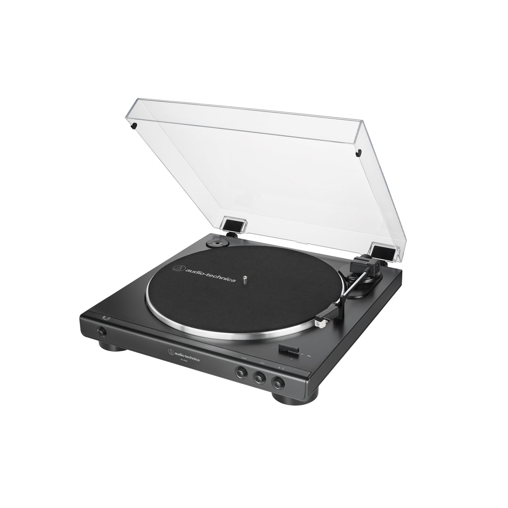 AT-LP60X Black Turntable
