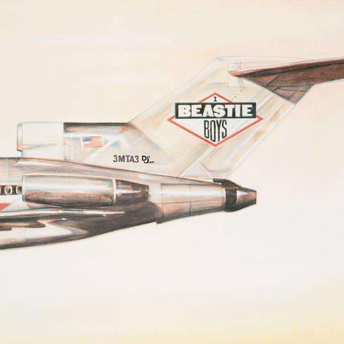 Licensed to Ill - Flying Out