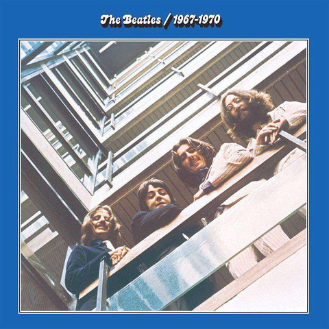 1970 Blue Album - Flying Out