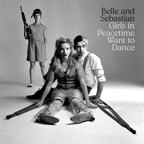 Girls In Peacetime Want To Dance (2xLP/4xLP Box Set) - Flying Out