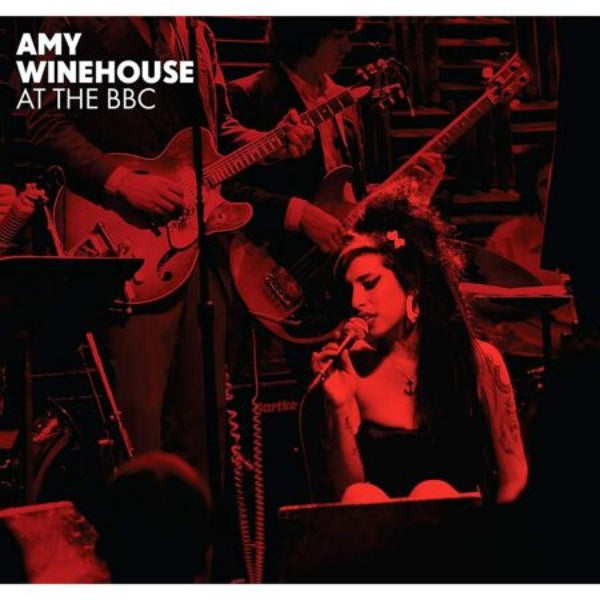 Amy Winehouse At The BBC (Reissue) (Pre-Order)