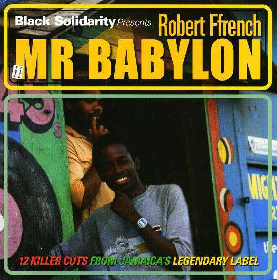 Mr Babylon - Flying Out