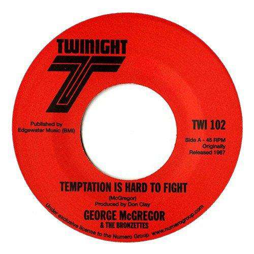 Temptation Is Hard To Fight/Everytime I Wake Up - Flying Out