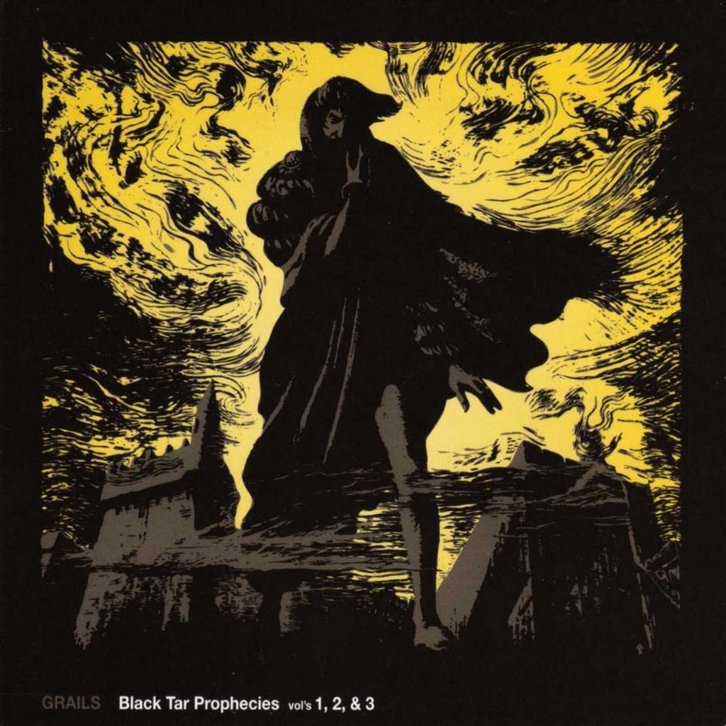Black Tar Prophecies Vol's 1, 2, & 3 (Reissue)